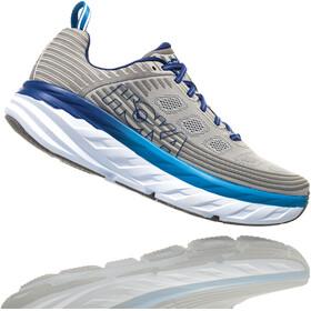 Hoka One One Bondi 6 - Zapatillas running Hombre - gris/azul